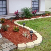Mulch & Soil delivery and installation